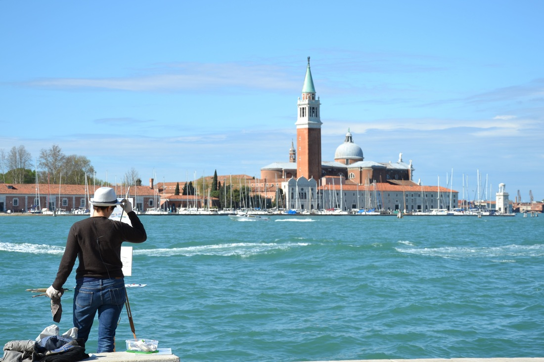 San Giorgio Maggiore Venice, Riva Degli Schiavoni Venice, View of Venice Italy, OG Venice Travel Guide, Tours of Venice Italy, Seeing Venice Italy, What to See in Venice Italy