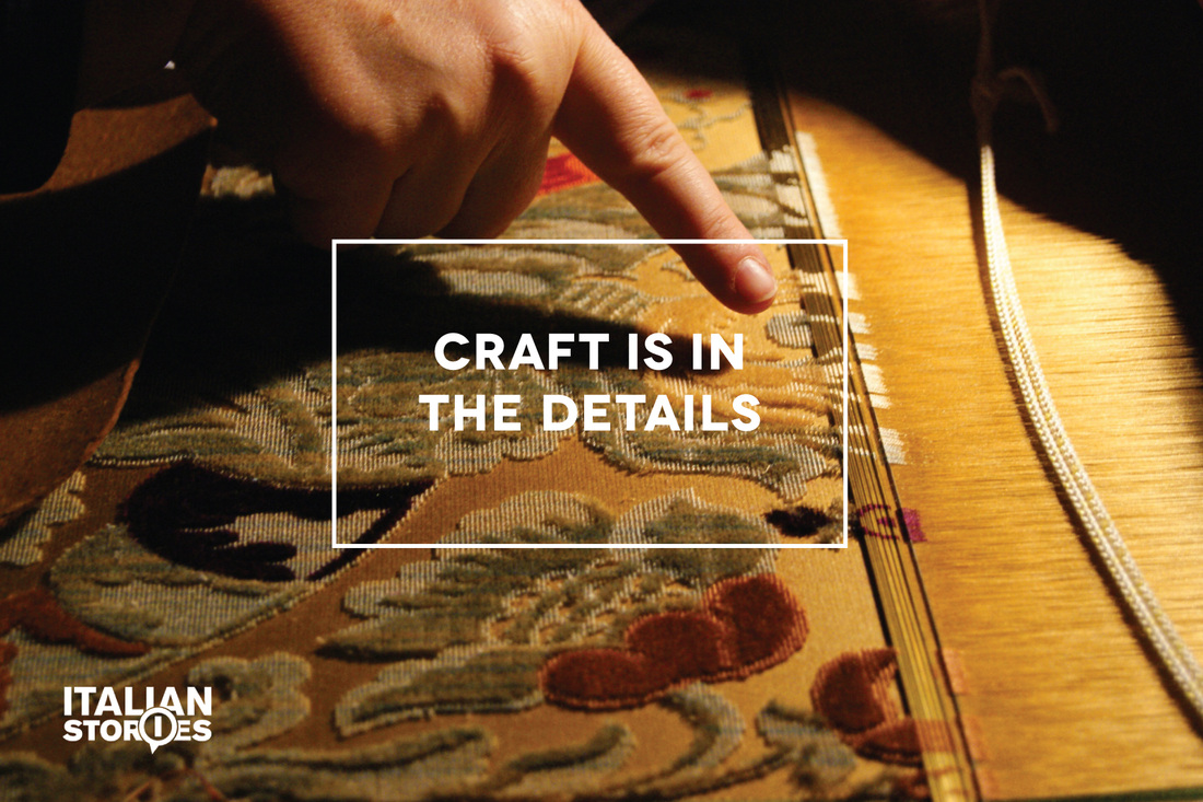 Italian Stories: Craft is In The Details