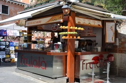 Frulala Venice, Cocktail bar in Venice